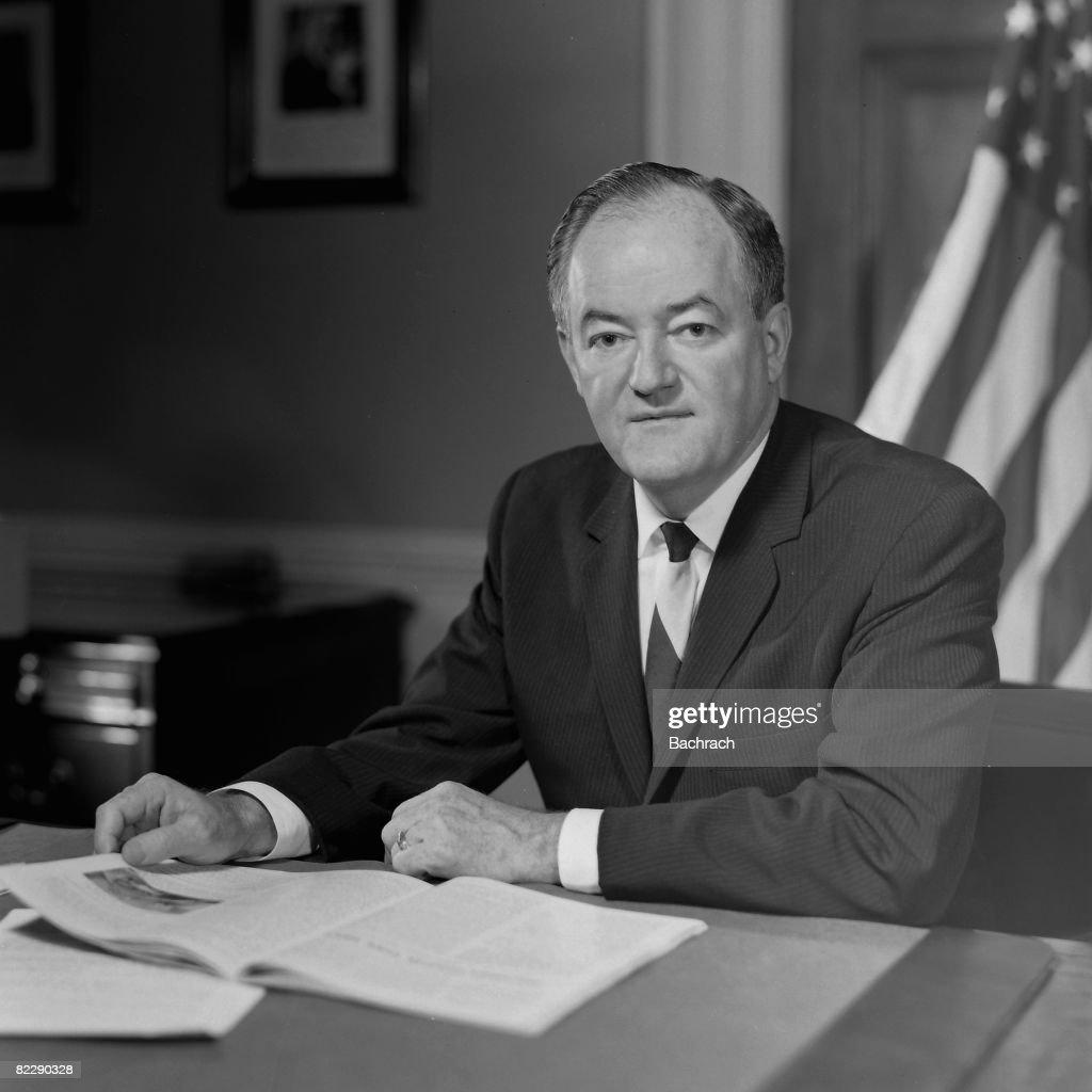 Hubert Humphrey 1948
