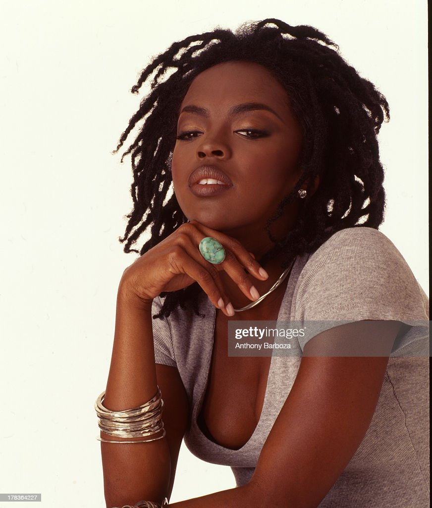Portrait Of Lauryn Hill : News Photo