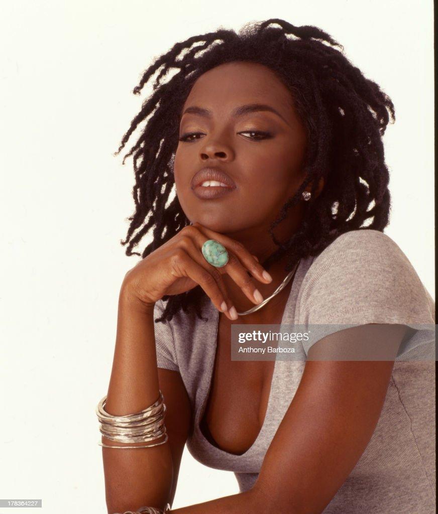 Portrait Of Lauryn Hill : Fotografia de notícias