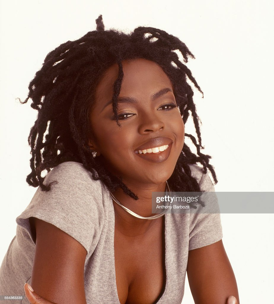 Portrait Of Lauryn Hill : News Photo