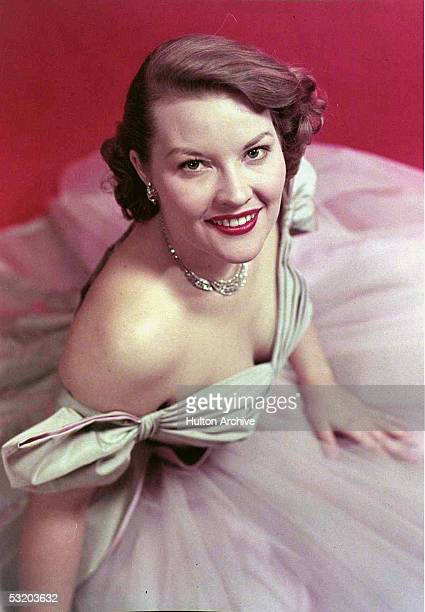 Portrait of American popular music singer Patti Page late 1940s The owner of a sweet and lilting voice Page got her start on a radio program...