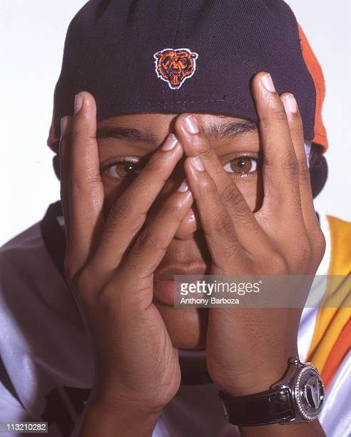 Portrait of American rapper Lil' Bow Wow New York New York 2002