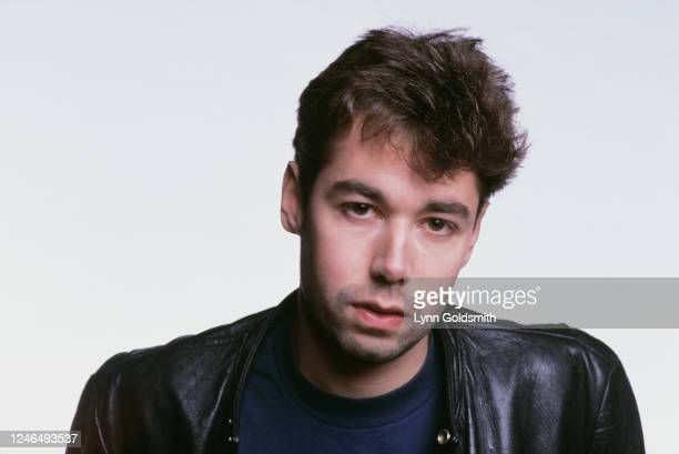 Portrait of American Rapper MCA , of the group Beastie Boys, 1987.