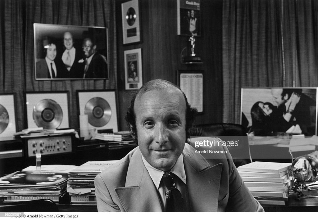 Clive Davis: In Profile