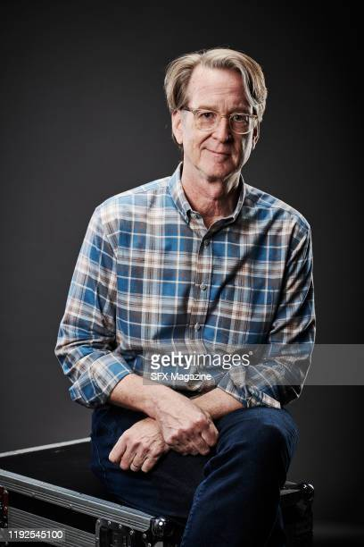 Portrait of American screenwriter and film director David Koepp, photographed in London on May 21, 2019. Koepp is best known for co-writing the 1993...