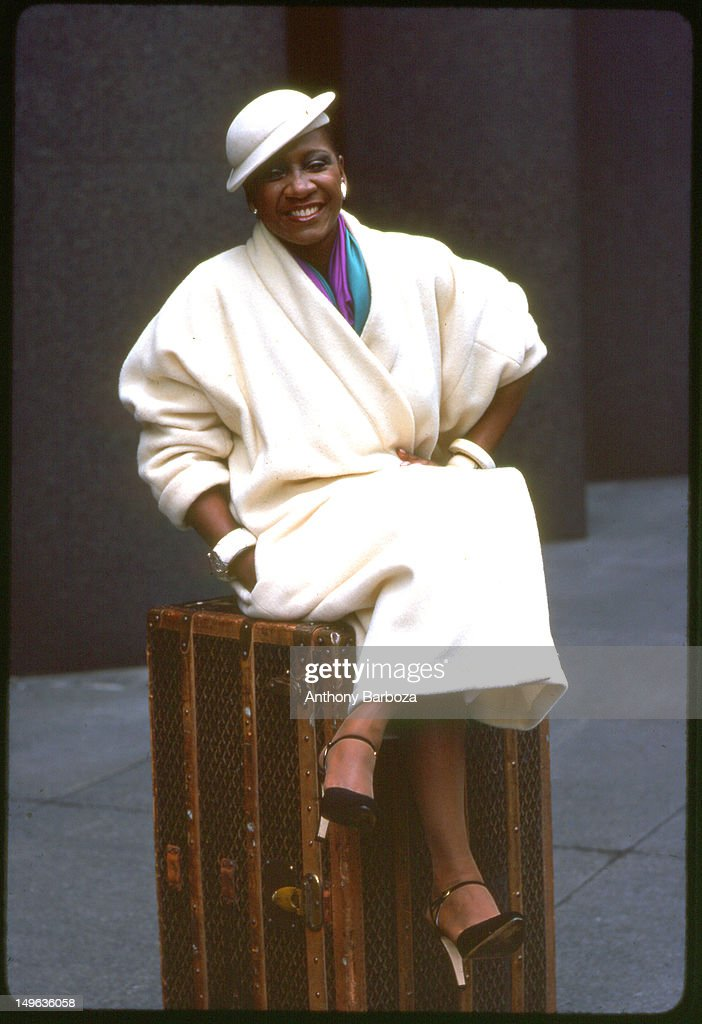 Portrait Of Patti LaBelle : News Photo