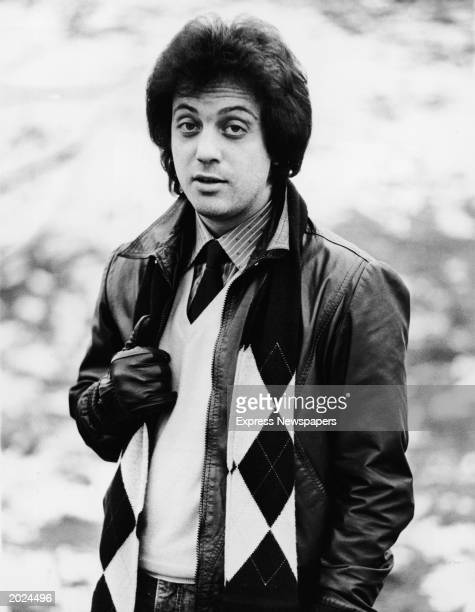 Portrait of American singer and songwriter Billy Joel circa 1978