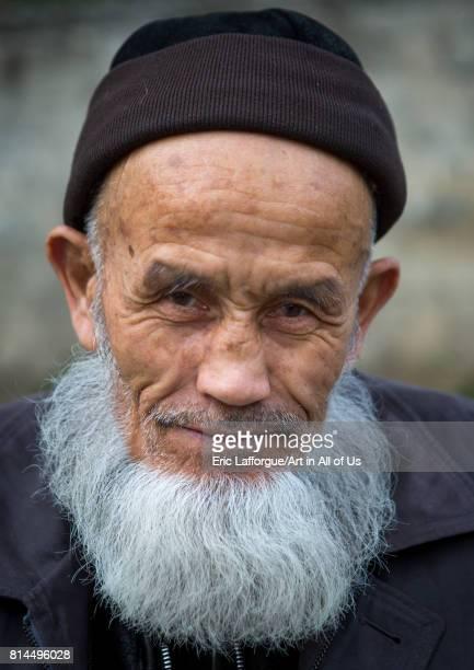 Portrait of an afghan refugee man Marmara Region Istanbul Turkey on April 27 2014 in Istanbul Turkey