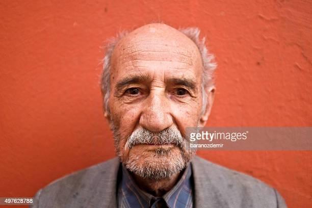 Portrait of an Alzheimer's Patient