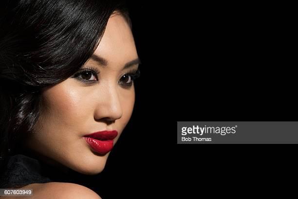 Portrait of an Asian Woman