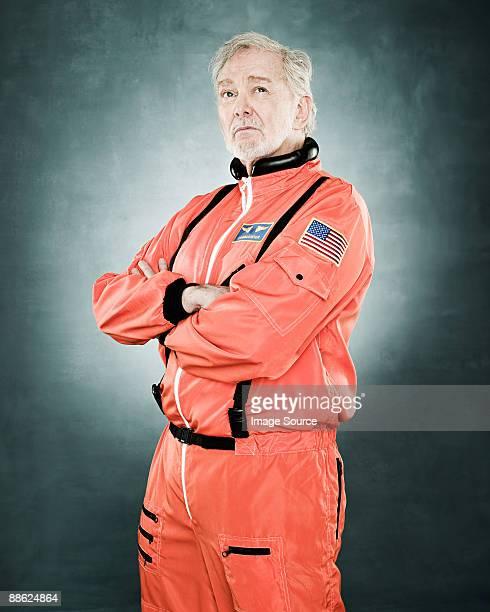 Portrait of an astronaut