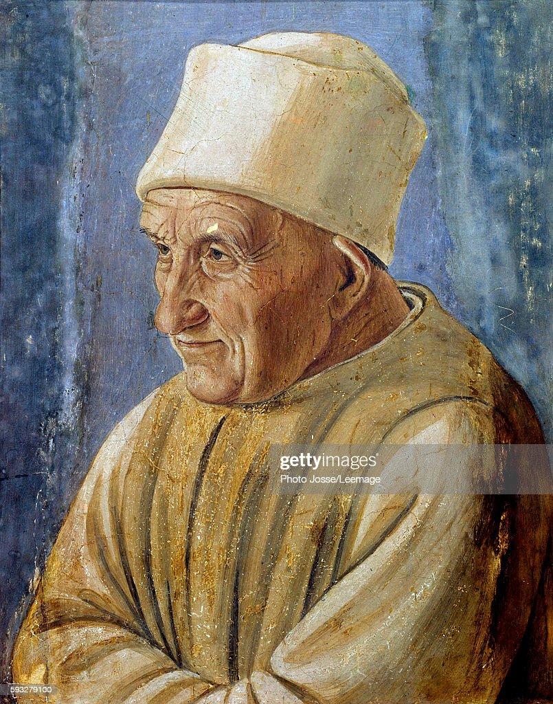 Painting By Filippino Lippi 1457 1504 1485