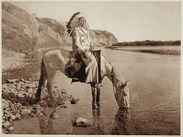 USA: In Profile: Edward S. Curtis' Native American Photographs