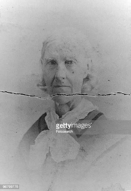 Portrait of Angelina Grimke, September 21, 1879. .