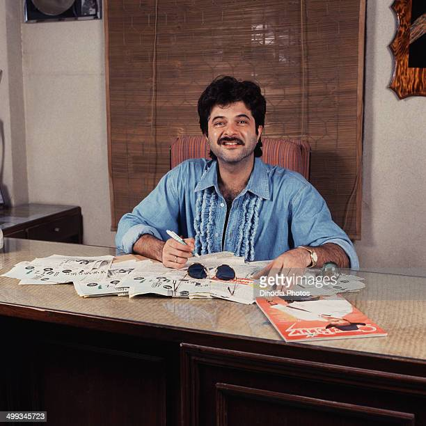 1980 Portrait of Anil Kapoor