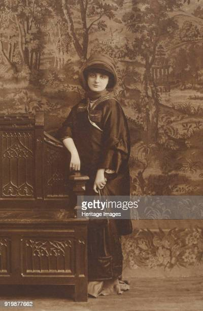 Portrait of AnnaElisabeth Comtesse Mathieu de Noailles Private CollectionFine Art Images/Heritage Images/Getty Images