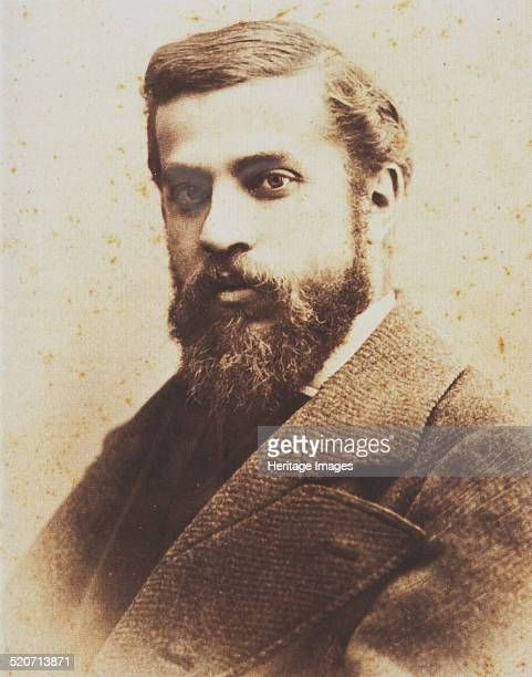 Portrait of Antoni Gaudí Private Collection