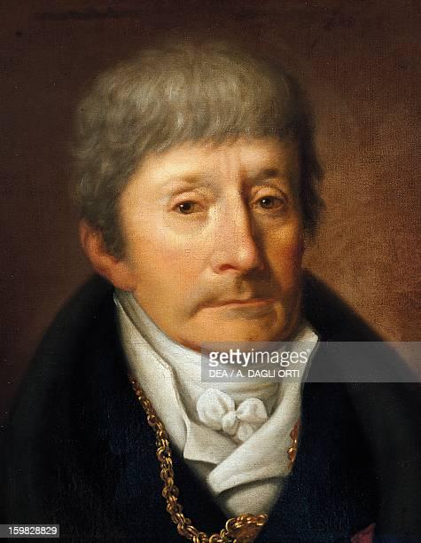 Portrait of Antonio Salieri Italian composer and conductor Detail Vienna Gesellschaft Der Musikfreunde