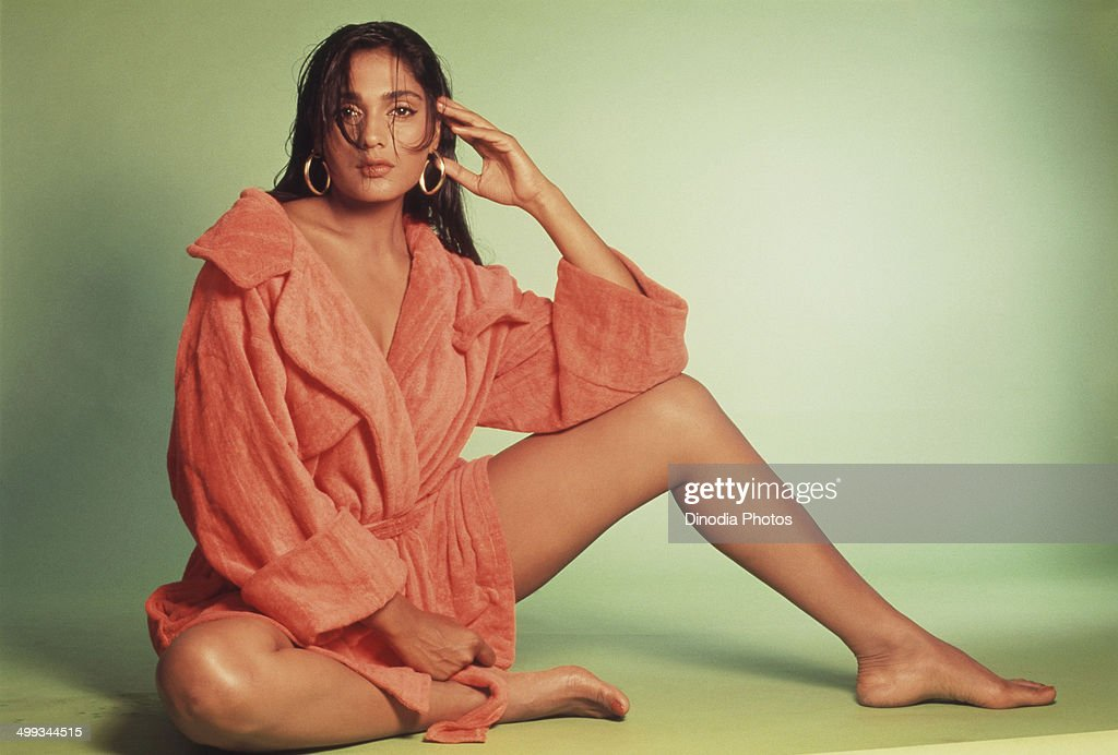 1992, Portrait of Anu Aggarwal.