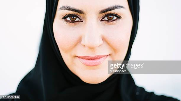 Portrait of Arab Woman