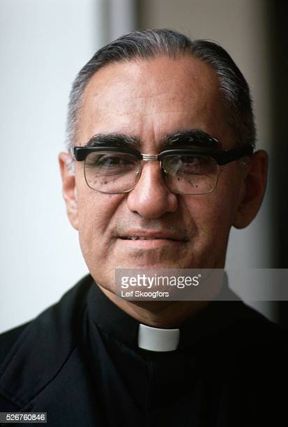 A 1979 portrait of Archbishop Oscar Romero of El Salvador an outspoken proponent of human rights Romero was assassinated March 24 1980 as he said...