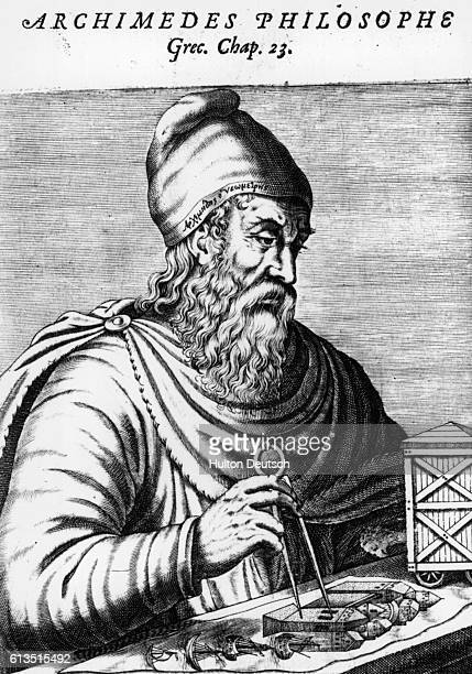 Portrait of Archimedes