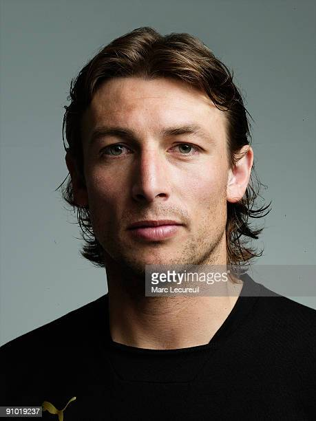 Gabriel Heinze Portrait Session