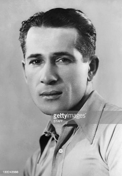 Portrait of Argentinian forward Guillermo Stabile taken in December 1933 Guillermo Stabile was the leading goal scorer of the first Soccer World Cup...