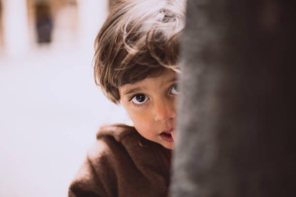Portrait of Armenian boy