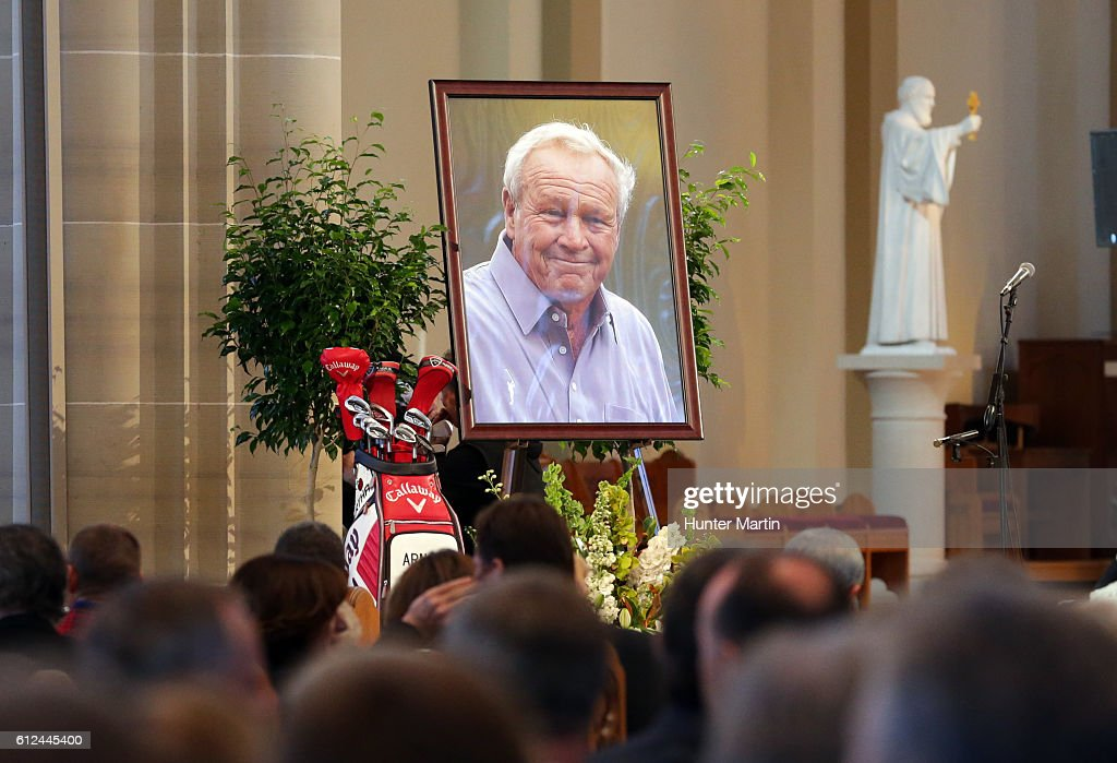 Celebration of Arnold Palmer : News Photo