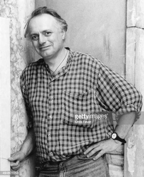 Portrait of artist Jan Fabre mid to late twentieth century