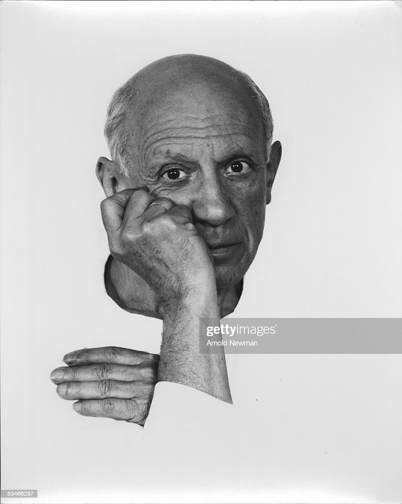 1bc1f8aad65e Portrait of Pablo Picasso. 372224 05     EXCLUSIVE    Portrait of artist  Pablo Picasso June 2