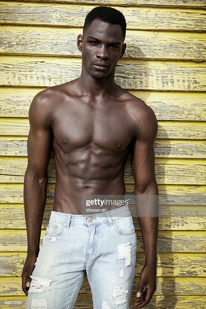 Black male atheletes naked