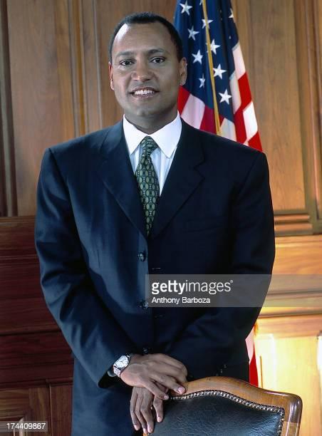 Portrait of attorney Bart Williams New York 2000s
