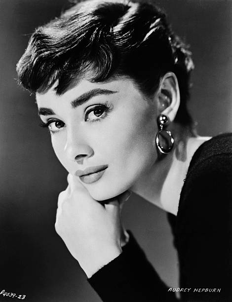 portrait-of-audrey-hepburn-picture-id517