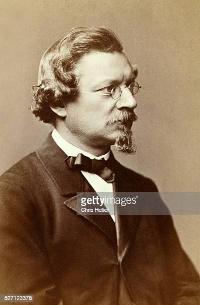 Portrait of August Wilhelm von Hofmann German Chemist