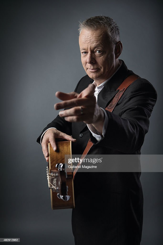 Tommy Emmanuel Portrait Shoot