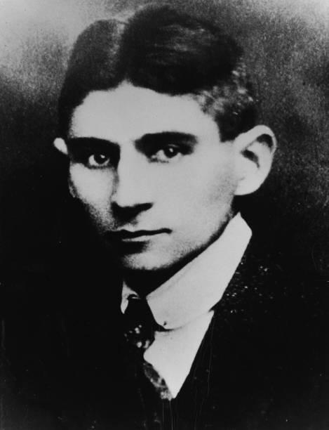 Portrait Of Franz Kafka Wall Art