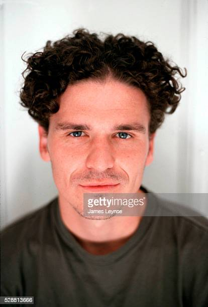 Portrait of author David Eggers in New York Eggers is the editor and creator of 'Timothy McSweeney's' a magazine and website
