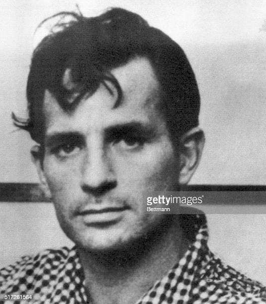 1958 Portrait of author Jack Kerouac
