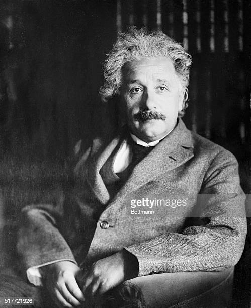 Portrait of author of theory of relativityAn excellent portrait of Albert Einstein author of the theory of relativity which has stirred the...