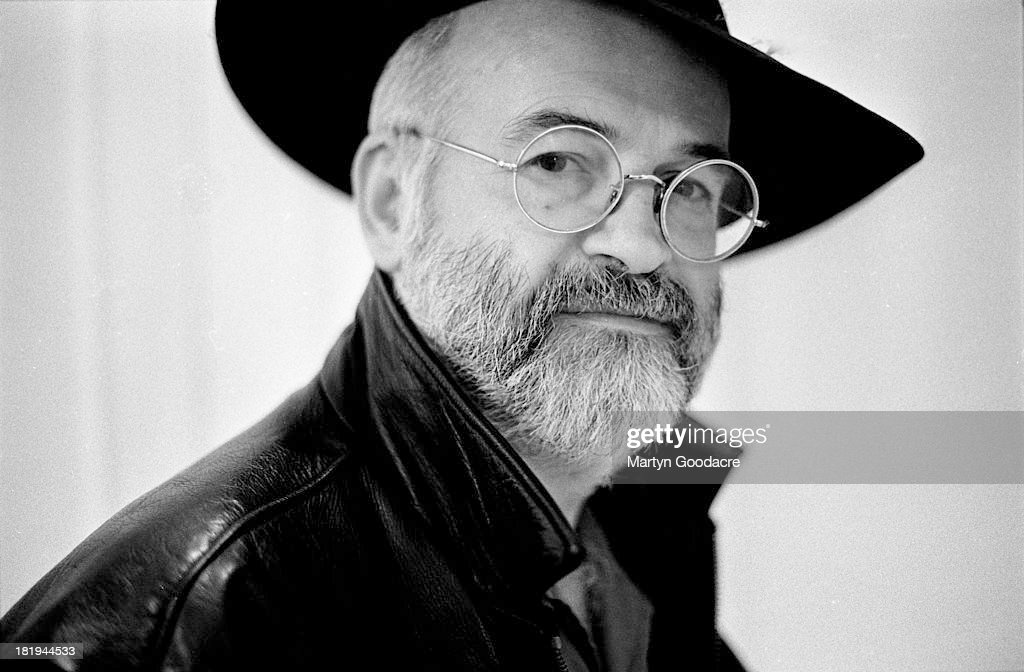 Terry Pratchett : News Photo