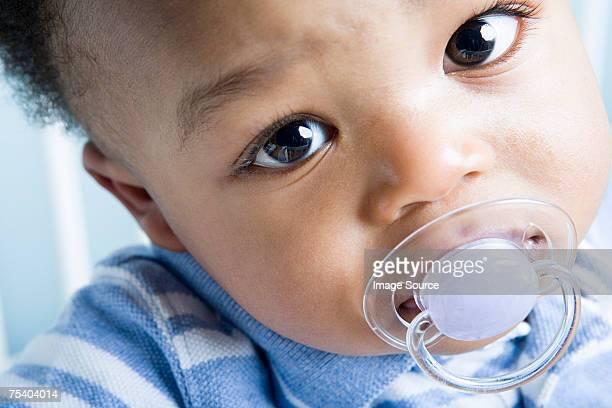 Portrait de bébé garçon