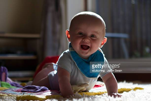 portrait of baby - s0ulsurfing stock pictures, royalty-free photos & images