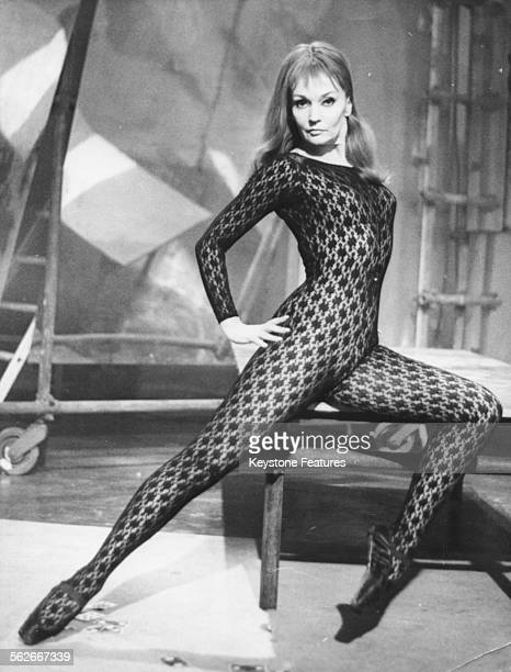 Catsuit Dancer Stock Pictures Royalty Free Photos Images