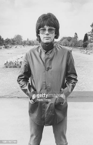 Portrait of BBC Radio 1 disc jockey Mike Read May 12th 1981