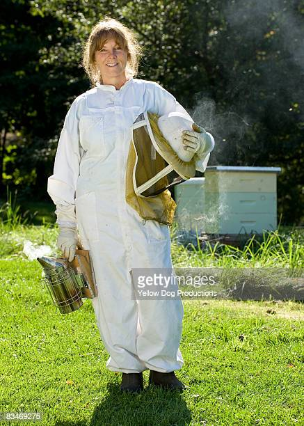 Portrait of Bee Keeper