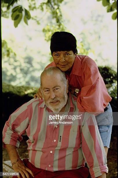 Portrait of Bernard and Annabel Buffet