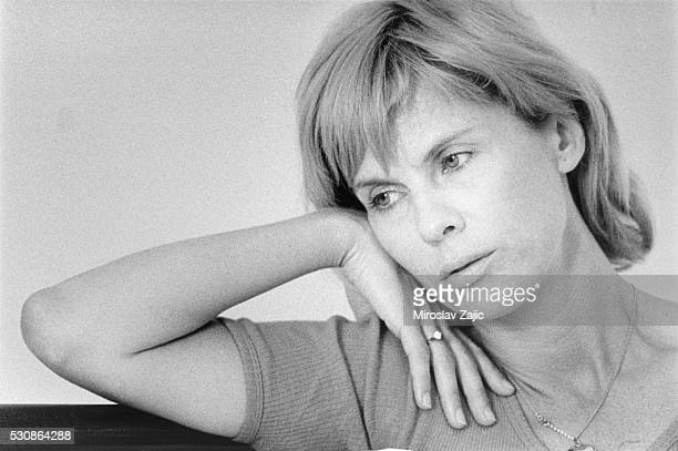 Portrait of Bibi Andersson