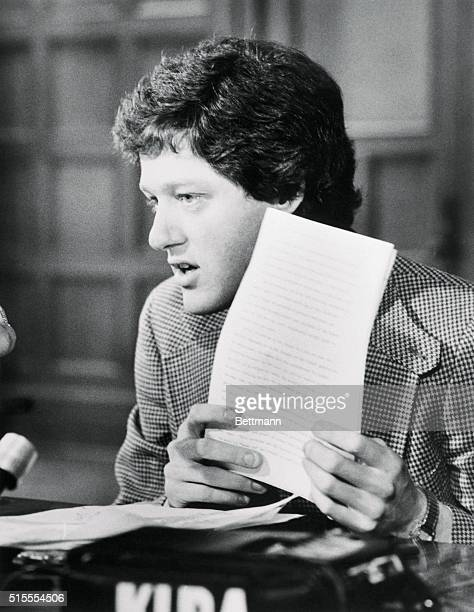 Portrait of Bill Clinton